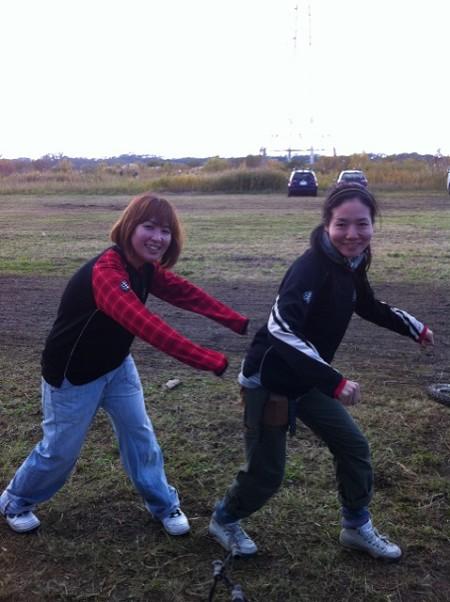 北海道のガールズライダー!